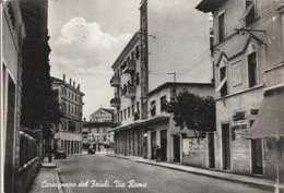 UDINE - CERVIGNANO DEL FRIULI - VIA ROMA.......S55 - Udine