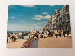 Carte Postale Ancienne WENDUINE Strand En Dijk - Plage Et Digue - Wenduine