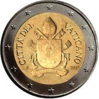 Vatikaanstad 2020   2 Euro  UNC Uit De BU !!!!   Zeldzaam !!! Leverbaar - Livrable !! - Vatican