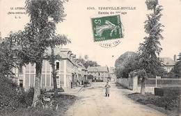 76. N°206021. Ypreville Biville. Entrée Du Village - France