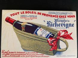 BUVARD RICHEVIGNE - Liqueur & Bière