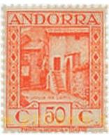 Ref. 584415 * MNH * - ANDORRA. Spanish Adm.. 1929. ANDORRA LANDSCAPES . PAISAJES DE ANDORRA - Spaans-Andorra