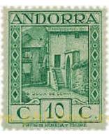 Ref. 584418 * MNH * - ANDORRA. Spanish Adm.. 1929. ANDORRA LANDSCAPES . PAISAJES DE ANDORRA - Spaans-Andorra