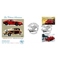 FDC JF - Voitures Anciennes. Ferrari 250 GTO Et Hispano Suiza K6 - 5/5/2000 Mulhouse - FDC