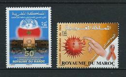 MAROC 2006 . N°s 1428 Et 1429 . Neufs ** (MNH) . - Maroc (1956-...)