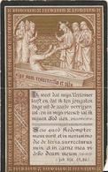 DP. E.H. AUDOMAAR LOOTVOET ° HOUTHEM VEURNE 1867- + HOUTHEM 1897 - Religion & Esotericism