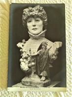 CPA ARTISTE - Statue Buste De Sarah Bernhard L. GEROME - Artistes