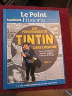 BACVERTCAGI / LES PERSONNAGES DE TINTIN DANS L'HISTOIRE VOL.2  128 Pages , NEUF - Tintin