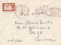 MANOR, STAMP ON LILIPUT COVER, 1982, ROMANIA - 1948-.... Republieken