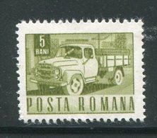 ROUMANIE- Y&T N°2345- Neuf Sans Charnière ** (camion) - Ongebruikt