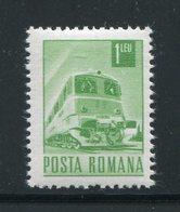 ROUMANIE- Y&T N°2353- Neuf Sans Charnière ** (train) - Ongebruikt