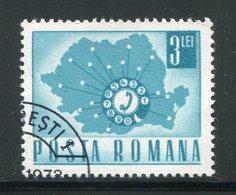ROUMANIE- Y&T N°2366- Oblitéré - 1948-.... Republieken