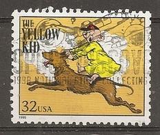 Etats-Unis USA 1995 The Yellow Kid Obl - Vereinigte Staaten