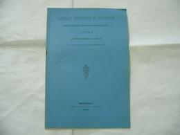 CARDINALIS ARCHIEPISCOPI ET EPISCOPORUM LITTER AE CLERUM MILANO 1902. - Religion