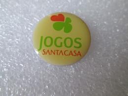 PIN'S   JOGOS   SANTACASA - Pin's