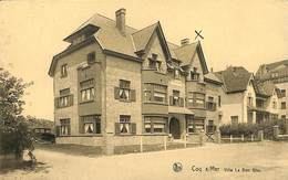 028 056 - CPA - Belgique - De Haan - Coq S/Mer - Villa Le Bon Gite - De Haan