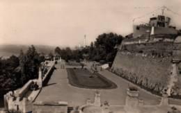 CPA - BELGRADE - Forteresse Parc Et Jardins - Serbie