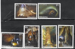 RUMANIA Nº 6493 AL 6498 - Roemenië