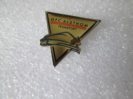 PIN'S   GEC ALSTHOM - Pin's