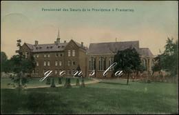 FRAMERIES 1919 : Pensionnat Des Soeurs De La Providence - Frameries