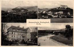 CPA - NEULENGBACH - SOMMERFRISCHE ... (Multivues) - Edition P.Ledermann - Neulengbach