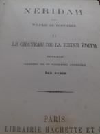 Néridah WILFRID DE FONVIELLE Hachette 1879 - Bibliothèque Rose