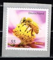 Bund 2010,Michel# 2799 R ** Honey Bee (Apis Mellifica) , Selbstklebend - [7] Federal Republic