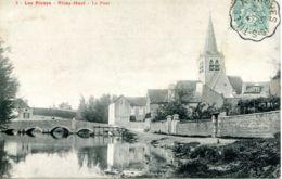 N°9294 -cpa Les Riceys -le Pont- - Les Riceys