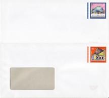 AUTRICHE : Lot De 2 Entiers Postaux Neufs - Stamped Stationery