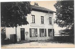 88 DEYVILLERS - La Poste - Andere Gemeenten
