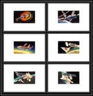 Ras Al Khaima - 697/ N°752/757 Deluxe Blocs Skylab Espace (space) Neuf ** MNH - Azië