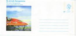 GRANDE BRETAGNE : Aerogramme Neuf - Balloon 1784 - Luftpost & Aerogramme