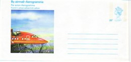 GRANDE BRETAGNE : Aerogramme Neuf - Balloon 1784 - Stamped Stationery, Airletters & Aerogrammes