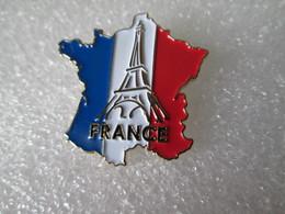 PIN'S    FRANCE TOUR  EIFFEL - Villes