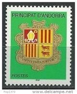 ANDORRA FRANCESA 2003 - ESCUDO DE ANDORRA - YVERT Nº 588 - Ongebruikt