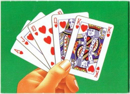 Cartes à Jouer. Jeu De Cartes. Grande Carte à Volets. 1986. - Playing Cards