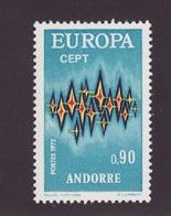 1972 N 218 N** C 311 - Frans-Andorra