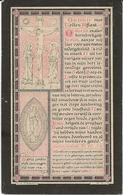 DP. E.H. JEAN VANDENWEGHE ° LEDEGHEM 1848 + HOUTHEM BIJ VEURNE 1906 - Religion & Esotericism