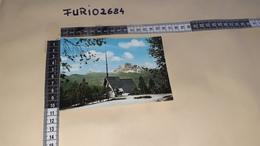 C-92632 BORCA DI CADORE LA CHIESA VILLAGGIO TURISTICO PANORAMA - Italia