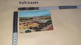 C-92637 EMPOLI PIAZZA GUIDO GUERRA PALAZZO DELLE ESPOSIZIONI PANORAMA - Empoli