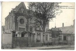 RIS ORANGIS - Le Sanatorium Des Cheminots - Ris Orangis