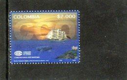 2016 COLOMBIA - Whale - Balene