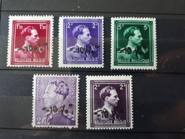 Timbres Belges : Léopode III - 10% 1946  NEUF *  & - 1946 -10 %