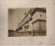 1900 México Palacio Nacional - Mexique