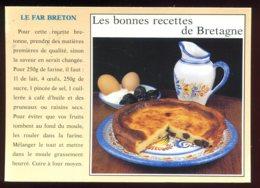 CPM Recette De Cuisine Le Far Breton - Ricette Di Cucina