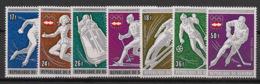 Burundi - 1976 - N°Mi. 1249 à 1255 - Innsbruck / Olympics - Neuf Luxe ** / MNH / Postfrisch - Burundi