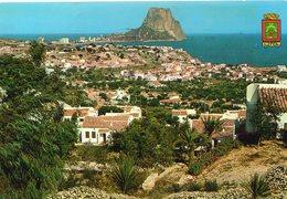 Calpe Belle Vue Du Village La Canuta - Alicante