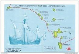 Dominica Hb 121 - Dominica (1978-...)