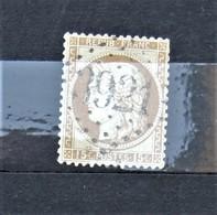05 - 20 // France N° 55 - Cérès - Oblitération GC 3921 - Les Ternes - Seine - 1871-1875 Cérès