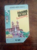 ITALIE LAZIO PAGINE GIALLE TURISMO 1991 SEAT 10000L UT - Italia